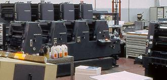 parco macchine tipografia priulla