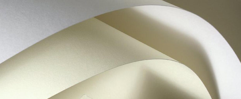 punto di bianco della carta