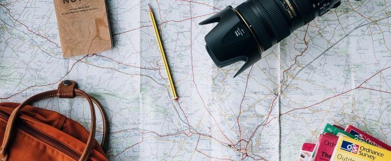 mappe turistiche cartacee